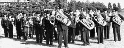 Eccles Borough Band - 1960s